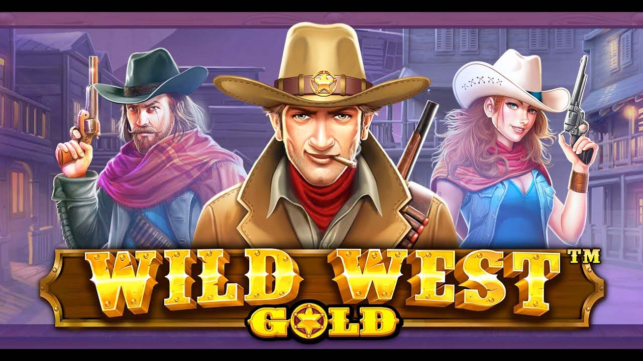 Screenshot of the Wild West Gold slot by Pragmatic Play